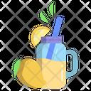 Mango Lemonade Lemonade Mango Icon