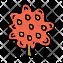 Mango Tree Tree Green Icon