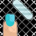 Manicure Nail Polish Treatment Icon