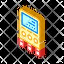 Gauge Manifold Measuring Icon