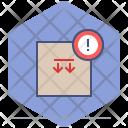 Manipulation Caution Counter Icon