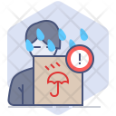 Manipulation Caution Delivery Icon