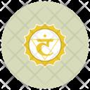 Chakra Manipura Icon
