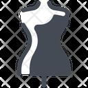 Mannequin Dummy Dressmaking Icon