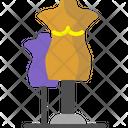 Mannequin Couturier Dressmaker Icon