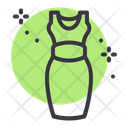 Mother Gown Dress Icon