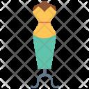 Mannequin Manikin Dummy Icon