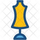 Mannequin Dummy Tailors Icon