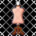 Mannequin Dummy Model Icon