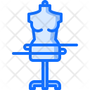 Mannequin Sewing Hobby Icon