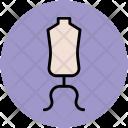 Mannequin Dress Dummy Icon