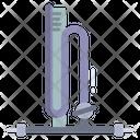 Manometer Speedometer Pressure Icon