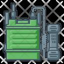 Manpack Radio Manpack Military Icon