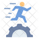 Competition Employee Labor Icon