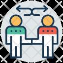 Discussion Talk Collaboration Icon