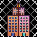 Mansion Building Icon