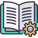 Manual Book Manual Support Icon