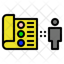 Knowledge Textbook Handbook Icon