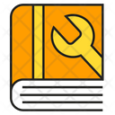Manual Handbook Guidebook Icon