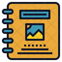 Document Notebook Manual Icon