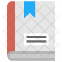 Manual Guidebook Handbook Icon