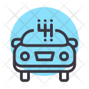 Manual Gear Transmission Icon