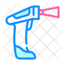Manual Barcode Scanner Icon