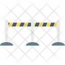 Police Barrier Barrier Police Line Icon