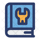 Manual Book Book Support Book Icon