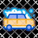 Manual Car Wash Icon