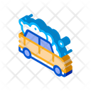 Manual Car Wash Icon