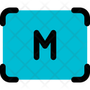 Manual Focus Icon