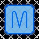 Manual Mode Manual Option Icon