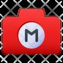 Manual Mode Manual Camera Icon