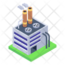 Industry Manufactory Mill Icon