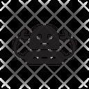 Robotic Auto Robot Icon