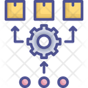 Industry Manufacturing Method Icon