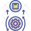 Goods Manufacturing Product Icon