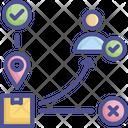 Brand Planning Positioning Icon