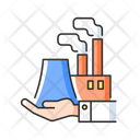 Plant Ownership Manufacture Icon