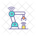 Manufacturing Automation Icon