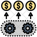 Manufacturing Cost Icon