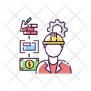 Manufacturing Engineer Icon