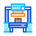 Manufacturing Factory Tool Icon