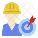 Manufacturing Goal Icon