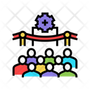 Manufacturing Process Introduction Icon