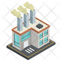 Factory Industry Mill Icon