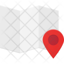 Pin Geolocation Location Icon