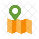 Destination Map Pin Icon