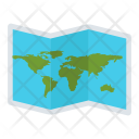 Map Geography Location Icon